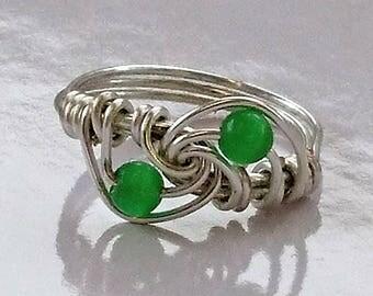 Wirework Ring