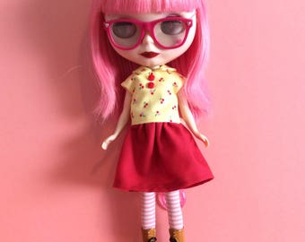 Sweet Cherry Blythe shirt
