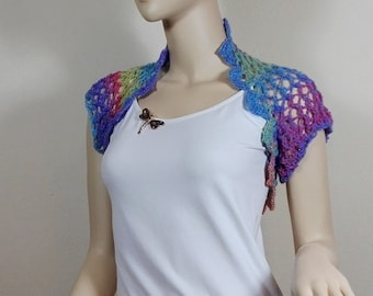 Bolero Rainbow in hippie style