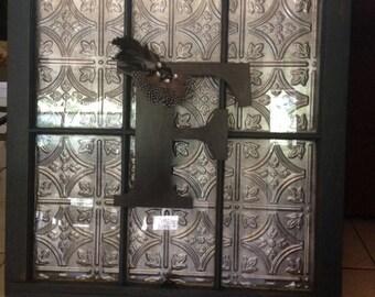 Antique Window Decoration