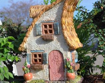 Merrifield House for Miniature Garden, Fairy Garden