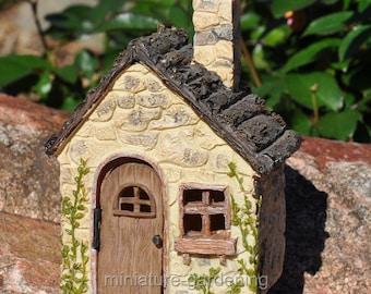 Cobblers Fairy Cottage for Miniature Garden, Fairy Garden