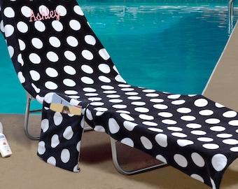 Beach Chair Cover Etsy
