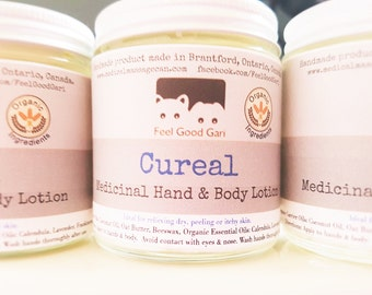 Cureal Medicinal Hand & Body Lotion