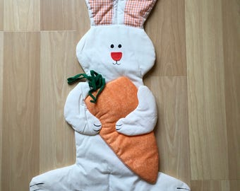 Happy Easter Bunny will decorate your Door or Wall!
