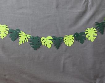 Leaves Banner