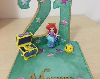 birthday centrepiece - any age - any theme - table decoration -21st birthday centrepiece