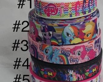 Pony Grosgrain Ribbon, Crafting Ribbon