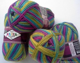 Wool Alize  Superwash 100 grammi