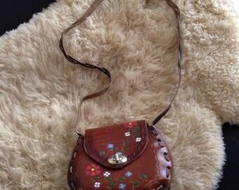 Little hippie handbag