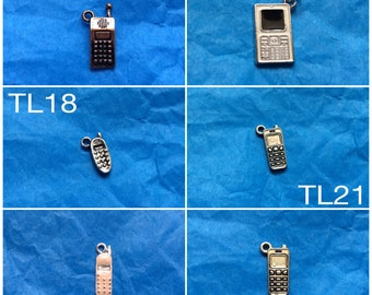 Old Cell Phone Charms