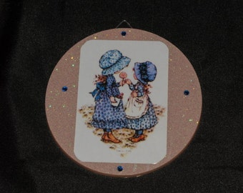 Wall decoration Holly Hobbie