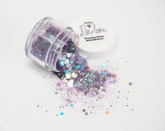 Purple Dragon Cosmetic Face Glitter