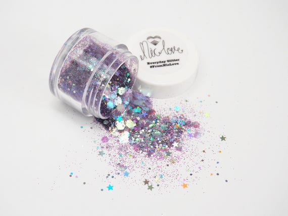 Purple Dragon Cosmetic Face Glitter