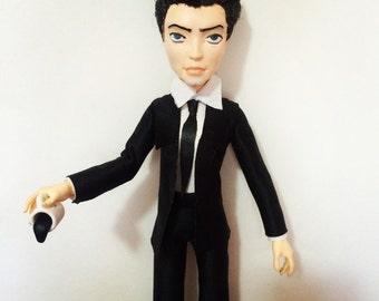 Special Agent Dale Cooper - Twin Peaks Doppleganger Doll