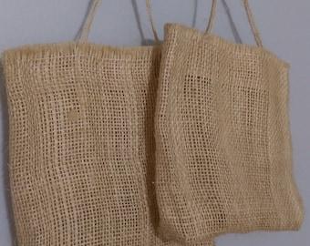 Handmade woven Market bag