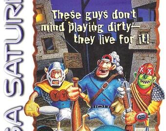 Three Dirty Dwarves manual