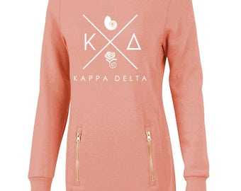 Kappa Delta North Hampton Infinity Design Sweatshirt