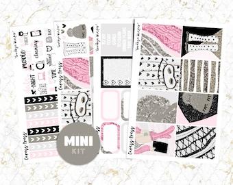 Goodbye Winter Mini Kit   100+ Stickers