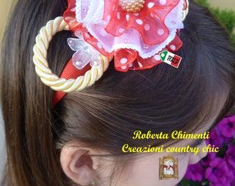 Hairband, hair band, headband, baby girl hairband, flower girl hairband, flower baby girl headband, girl hair accessory, baby girl ceremony