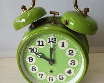 Green wamda alarm clock