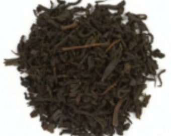 Plymouth Tea, Premium Quality Artisan Lapsang Souchong Loose Leaf Tea 100g