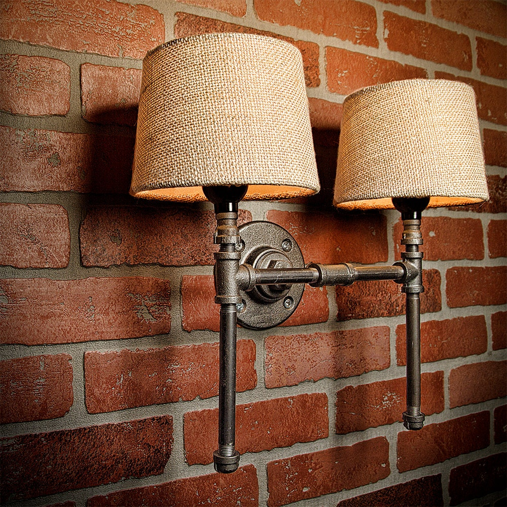 Industrial Lighting Lighting Rustic Light Steampunk