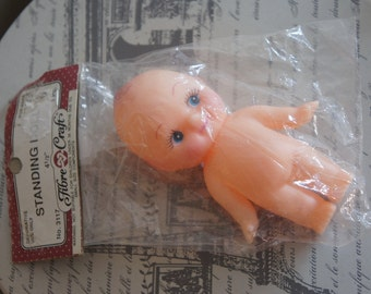 1950s baby doll etsy for 5 inch baby dolls for crafts