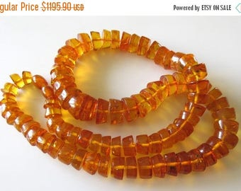 """ON SALE 50% Natural Rare Amber Jewelry, Amber Beads, Amber Necklace Adult, 10mm To 18mm Beads, 25"""" Strand, SKU-2910"""
