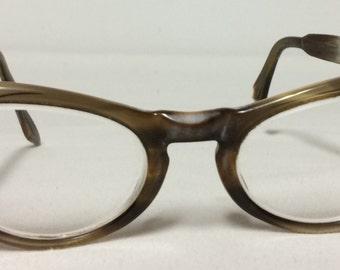 Vintage Eyeglasses, Prescription Eyewear, Vtg Home Decor, Broken piece