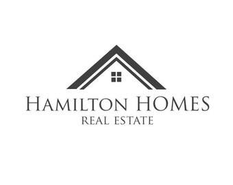 Real Estate Custom Logo Design.  Premade Logo Design.  Realtor Logo, Home Logo, House Logo.  Customized for ANY business logo.
