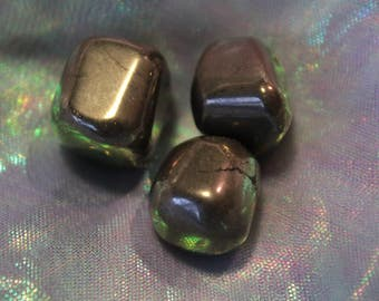 Pyrite (protection and leadership)