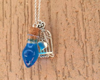 Alice In Wonderland Inspired Necklace Alice In Wonderland Women Jewelry For Her