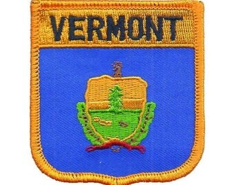 Vermont Patch (Iron on)