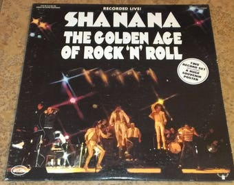 "Shanana ""The Golden Age of Rock N Roll"""