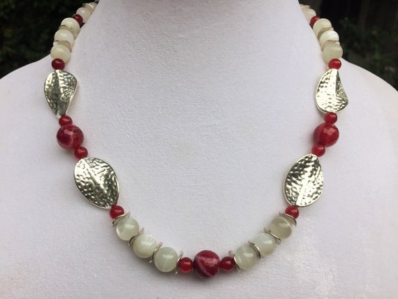 red moonstone beads - photo #26