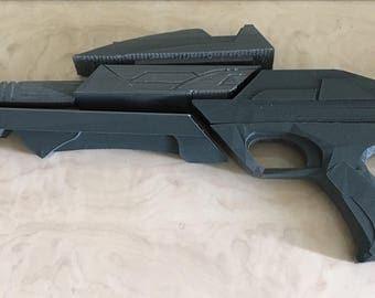 Star Trek Phaser Type III Phaser Rifle 3D Model for 3D Printing Cosplay Gun Prop