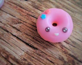 Soap Cute Donat, Soap for kids, Soap Easter, Home made soap, Hand made soap, Cute soap, Soap for girl