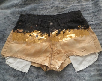 Levis short/acid washed shorts/ladies short/woman shorts/women shorts/girls/boys/man/men waist 30