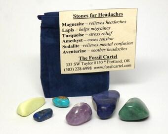 Stones for Headaches