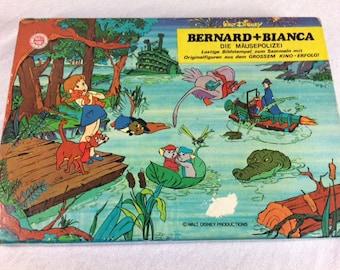 Disney The Rescuers Stamp Box Set