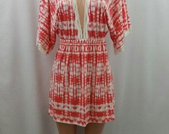 Kimono, Robe, House Dress, Dress