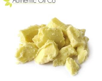 Shea butter organic non refined 1.7oz  3.5oz  9oz 17.5oz