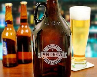 Growler, Growlers, Beer Growler, Amber Growler Beer, Beer Growlers, Growler Of Beer, Growlers Beer, Custom, Personalized Beer Growler,