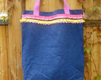 Oversized Tote/beach bag