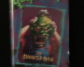 Goosebumps The Haunted Mask VHS