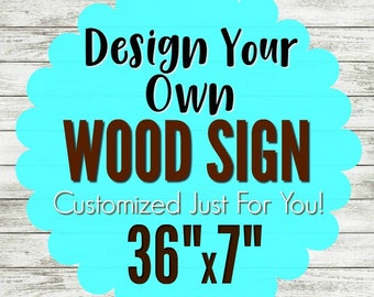 Personalized Wood Sign, Wooden Signs, Custom Bar Sign, Hand Painted Signs, Custom Family Sign, Signs with Quotes, Personalized Home Signs