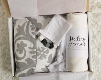 New Mom Survival Kit - New Mom Gift Basket - Baby Shower Gift Box - Gift Idea for New Mom - New Baby Kit - Pregnancy Gift Basket