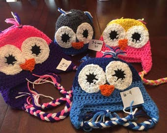 Clearance owl hats