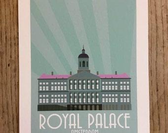 Royal Palace - Amsterdam - Netherlands - thejonesboys - the jones boys - Holland - Royal Palace of Amsterdam